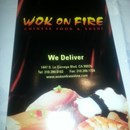 Wok On Fire photo by Mayra L.