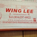 Wing Lee Chinese Restaurant photo by Scott B.