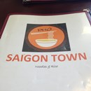 Saigon Town Noodles and Rice photo by Bobby D.