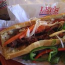 Lee's Sandwiches photo by Teresa Tison