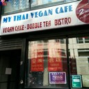 My Thai Vegan Cafe photo by Marc